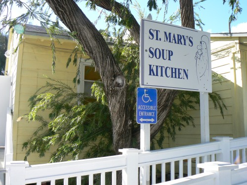 St. Mary's Soup Kitchen